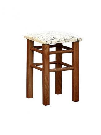 Sedia dřevěné Kuchyňská židle Taburet P