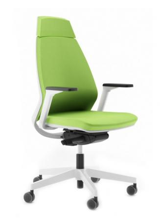 Kancelářské židle Antares Kancelářská židle 1890 SYN Infinity WHITE