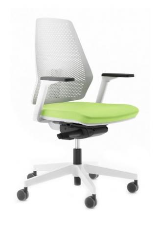 Kancelářské židle Antares Kancelářská židle 1890 SYN Infinity PERF WHITE