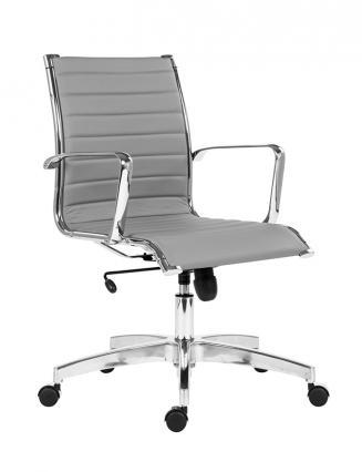Kancelářské židle Antares Kancelářská židle 8850 KASE - Ribbed Low back