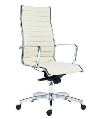 Kancelářské židle Antares Kancelářská židle 8800 KASE - Ribbed High back