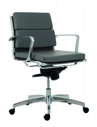Kancelářské židle Antares Kancelářská židle 8850 KASE - Soft Low back