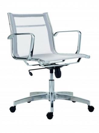 Kancelářské židle Antares Kancelářská židle 8850 KASE - Mesh Low back