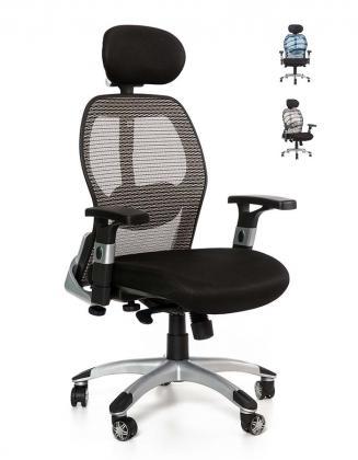 Kancelářské židle Peška Kancelářské křeslo Merkur Eco