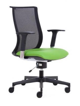 Ergonomické židle - zdravotní Peška X - WING FLEX BK