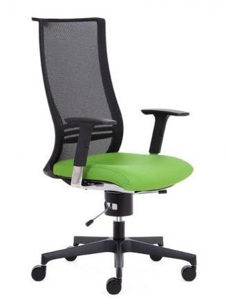 Ergonomické židle - zdravotní Peška X - WING FLEX XL BK
