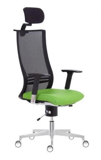 Ergonomické židle - zdravotní Peška X - WING FLEX XL+P BK