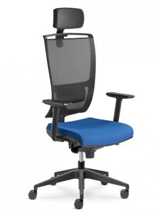 Kancelářské křeslo LD Seating Kancelářské křeslo LYRA NET 201-AT
