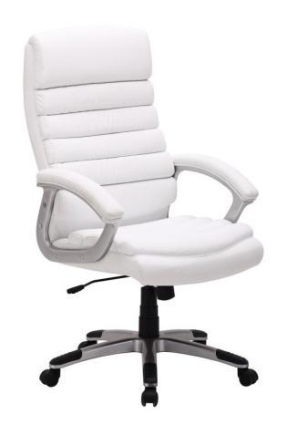 Kancelářské židle Sedia Kancelářská židle Q087 bílá