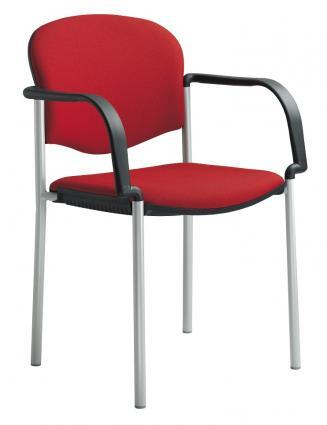 Konferenční židle - přísedící Sedileta Konferenční židle - přísedící NEO 040 B-N2