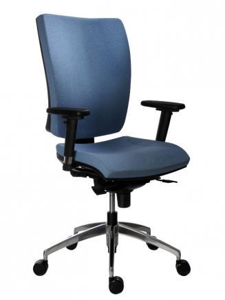 Kancelářské židle Antares Kancelářská židle 1580 SYN Gala ALU