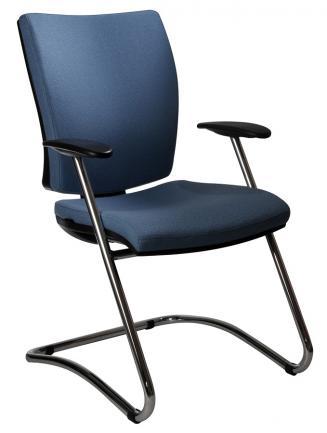 Konferenční židle - přísedící Antares Konferenční židle 1580/S Gala