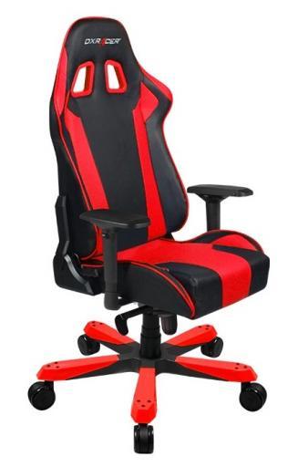 Kancelářské židle Node Kancelářská židle DXRACER OH/KS06/NR