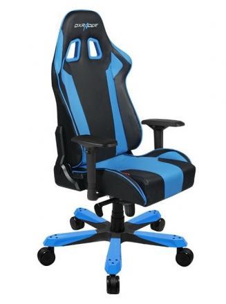 Kancelářské židle Node Kancelářská židle DXRACER OH/KS06/NB