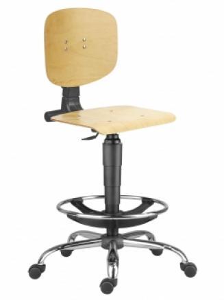 Pracovní židle - dílny Antares Pracovní židle 1290 L MEK