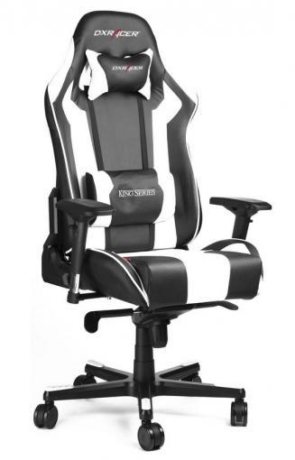 Kancelářské židle Node Kancelářská židle DXRACER OH/KS06/NW