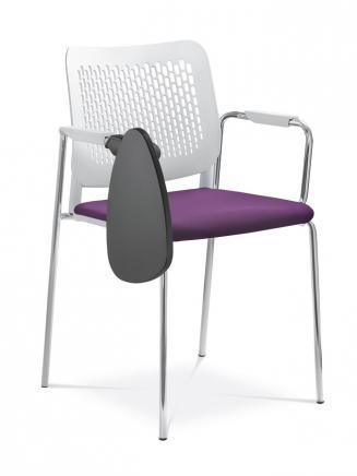 Konferenční židle - přísedící LD Seating Konferenční židle Time 171/B-N4
