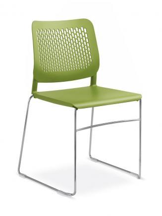 Konferenční židle - přísedící LD Seating Konferenční židle Time 160-N4