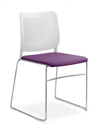 Konferenční židle - přísedící LD Seating Konferenční židle Time 161-N4