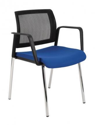 Konferenční židle - přísedící Alba Konferenční židle Kent Prokur síť