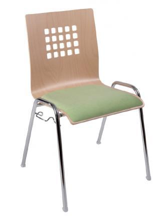 Konferenční židle - přísedící Alba Konferenční židle Viola čalouněná