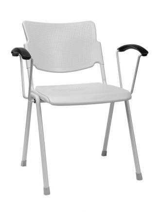 Konferenční židle - přísedící Alba Konferenční židle MIA kovová