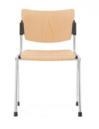 Konferenční židle - přísedící Alba Konferenční židle MIA dřevěná