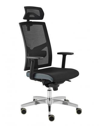 Kancelářské židle Alba Kancelářská židle Game šéf VIP