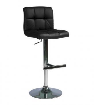 Barové židle Sedia Barová židle C105 černá