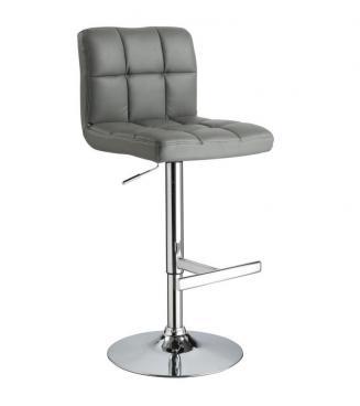 Barové židle Sedia Barová židle C105 šedá