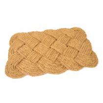 Kokosová vstupní rohož Jumbo Rectangle - 75 x 45 x 3,5 cm