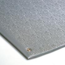 Šedá antistatická ESD protiúnavová průmyslová rohož - 150 x 90 x 0,9 cm