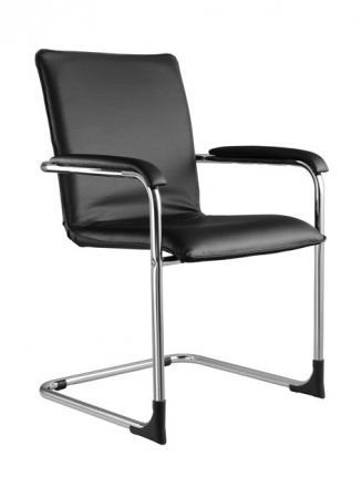 Konferenční židle - přísedící Alba Konferenční židle Swing čalouněné područky