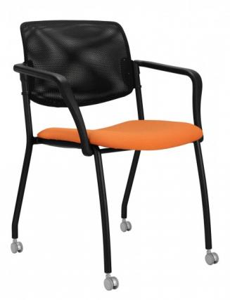Konferenční židle - přísedící Alba Konferenční židle Wendy síť