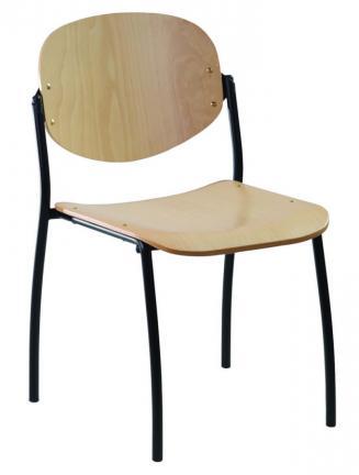 Konferenční židle - přísedící Alba Konferenční židle Wendy dřevěná