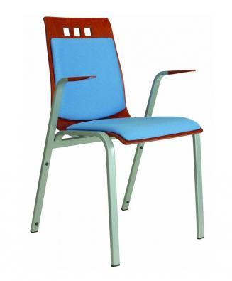 Konferenční židle - přísedící Alba Konferenční židle Berni + P čalouněná