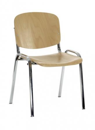 Konferenční židle - přísedící Alba Konferenční židle Imperia dřevěná