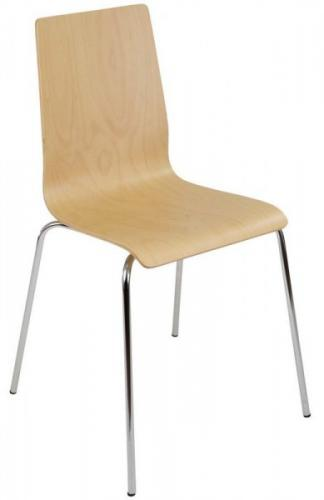 Konferenční židle - přísedící Alba Konferenční židle Lilly bez čalounění