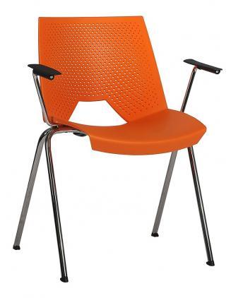 Konferenční židle - přísedící Antares Konferenční židle 2130 PC Strike