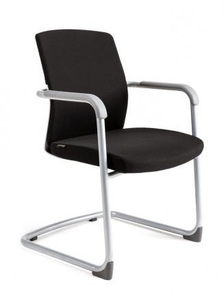 Konferenční židle - přísedící BESTUHL Konferenční židle JCON bílý plast