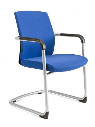 Konferenční židle - přísedící BESTUHL Konferenční židle JCON černý plast