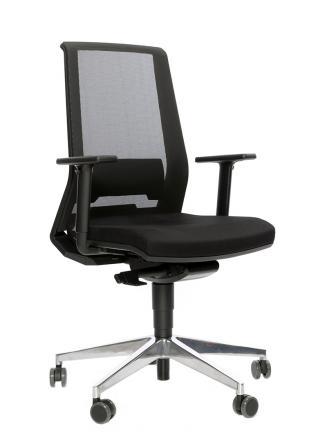 Kancelářské židle LD Seating Kancelářská židle Look 270-AT BR-207 F40-N6 D8033