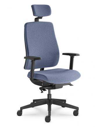Kancelářské křeslo LD Seating Kancelářské křeslo Swing 565-AT