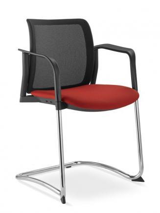 Konferenční židle - přísedící LD Seating Konferenční židle Swing 512-BL, KZ