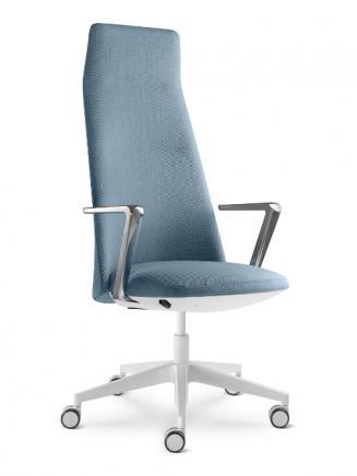 Kancelářské křeslo LD Seating Kancelářské křeslo Melody Design 795-FR-N0