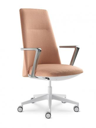 Kancelářská židle LD Seating Kancelářská židle Melody Design 785-FR-N0