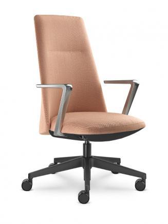 Kancelářská židle LD Seating Kancelářská židle Melody Design 785-FR-N1