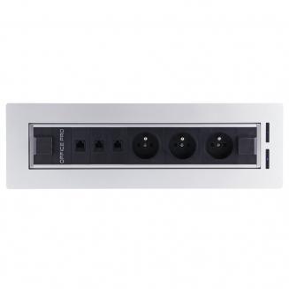 Zásuvkové panely výklopné Zásuvkový panel BTCZ V 002