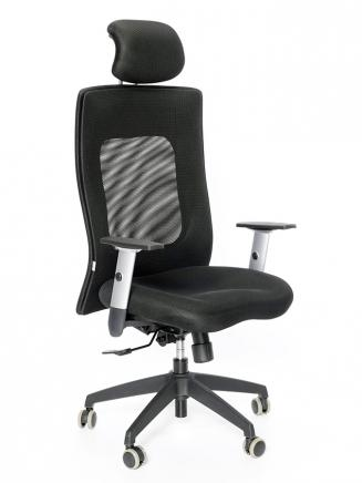 Kancelářské židle Alba Kancelářská židle LEXA XL 3D