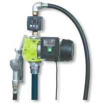 Elektrické sudové čerpadlo s digitálním průtokoměrem pro výdej olejů